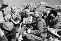 У многих детей войны увечья остались на всю жизнь: как физические, так и психические.