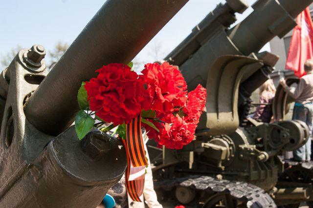 Пока неизвестно, будет ли в Красноярске парад Победы 9 мая.