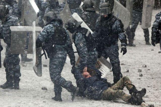 «Дела Майдана»: ГБР и Офис генпрокурора сообщили о подозрении полицейскому