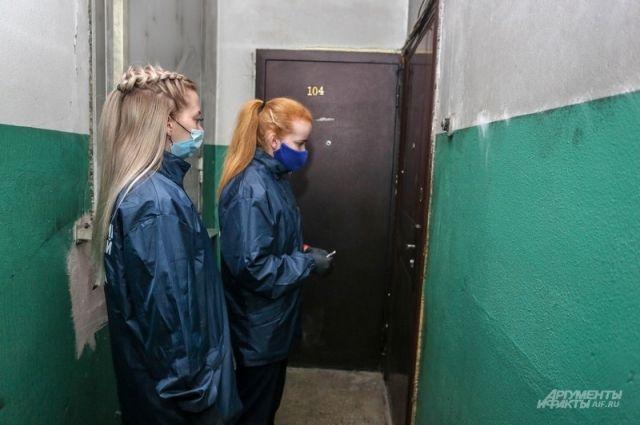 Волонтеры продолжают помогать оренбуржцам, находящихся на самоизоляции