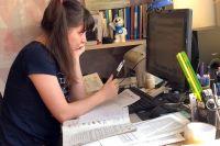 В первый день учёбы не все школьники смогли подключиться к обучающей программе.