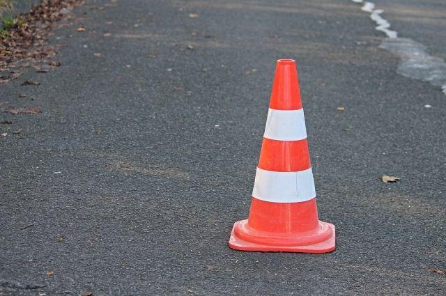 В Гвардейском районе водитель погиб из-за превышения скорости