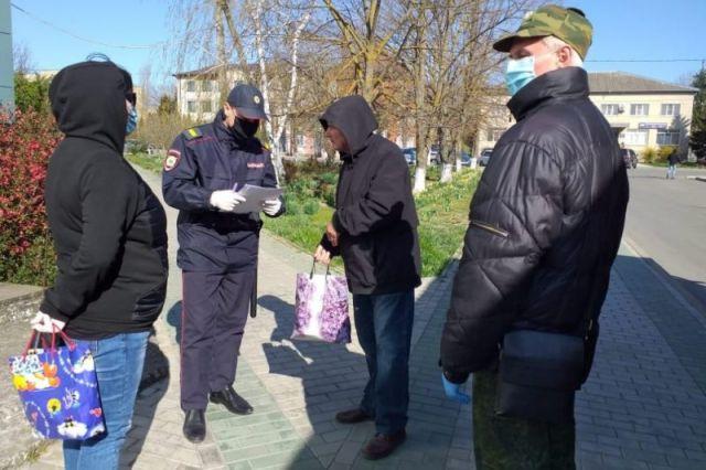 Нарушители режима, которые должны оставаться дома, рискуют нарваться на штраф в размере 4 тыс. рублей.