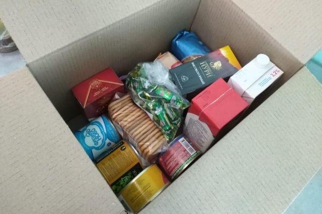 Наборы получают те, кому положено бесплатное льготное питание.