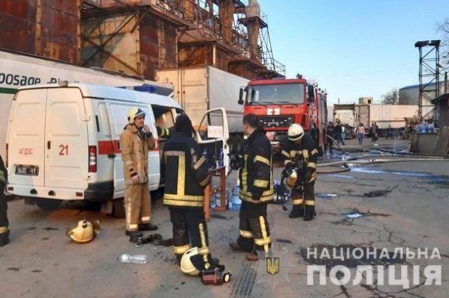 Решил приготовить еду на огне: в Киеве мужчина сжег складские помещения