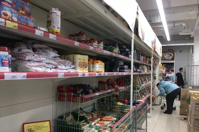 Гречка из магазинов пропала, но других круп хватает
