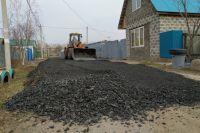 В Оренбурге приводит в порядок дороги частного сектора.