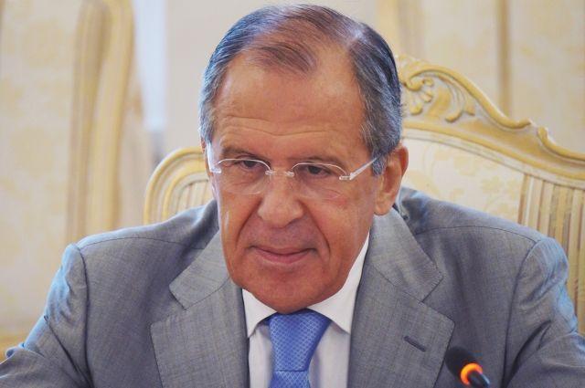 Сергей Лавров поздравил жителей Калининградской области