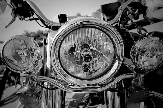 Инспекторы ГИБДД за сутки привлекли к ответственности 7 мотоциклистов