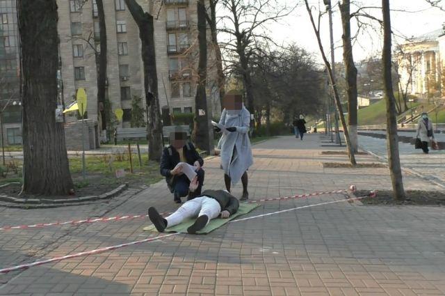 В Киеве провели три следственных эксперимента по «делам Майдана»