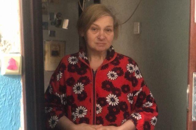 Марина Дегтярёва одна из тех, кто получил помощь от предпринимателя Михаила Дирацуяна