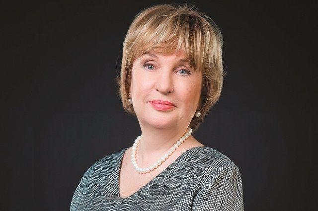 Людмила Воронина - одна из основателей бизнес-инкубатора Кубанского государственного университета.