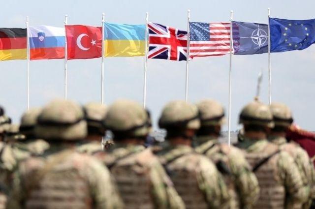 В Украине из-за коронавируса перенесли международные военные учения