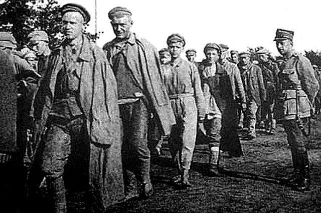 Советские пленные в Польше