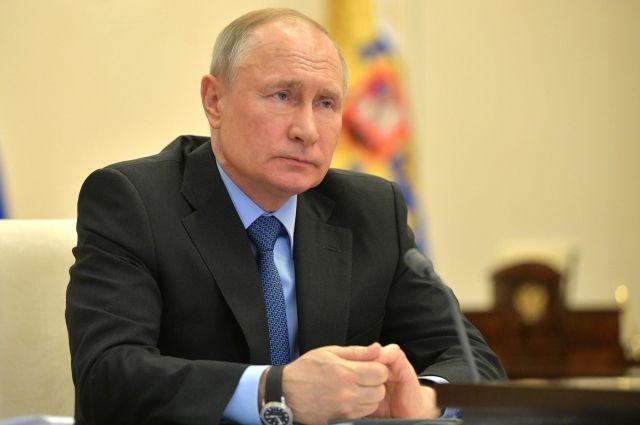 Путин оценил обеспечение безопасности в условиях пандемии коронавируса photo