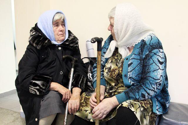 Тюменцам доставят пенсии на дом