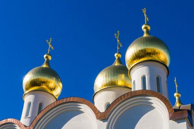 В Оренбурге Пасхальную службу покажут в режиме онлайн-трансляции