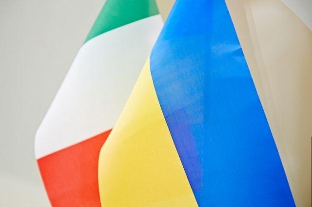 Италия поблагодарила Украину за помощь в борьбе с коронавирусом