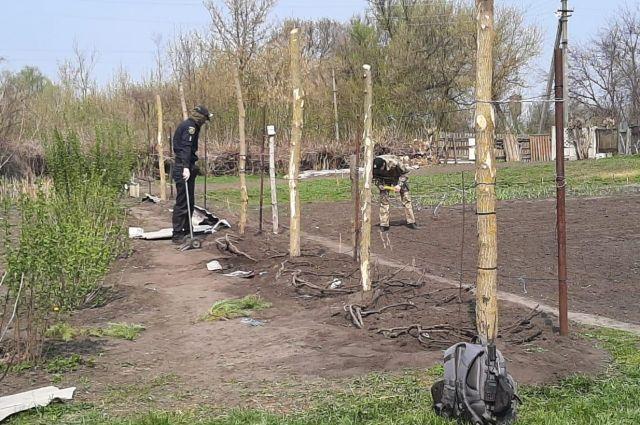 В Харьковской области пенсионерка подорвалась во время прополки огорода