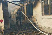 Пожар в Киевской области: в результате возгорания погибли трое детей