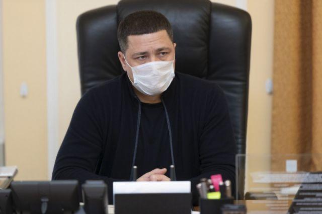 Губернатор Псковской области Михаил Ведерников сообщил последние данные о ситуации с коронавирусом в регионе