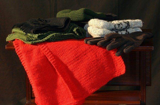 Тюменцев научили правильно хранить зимние вещи