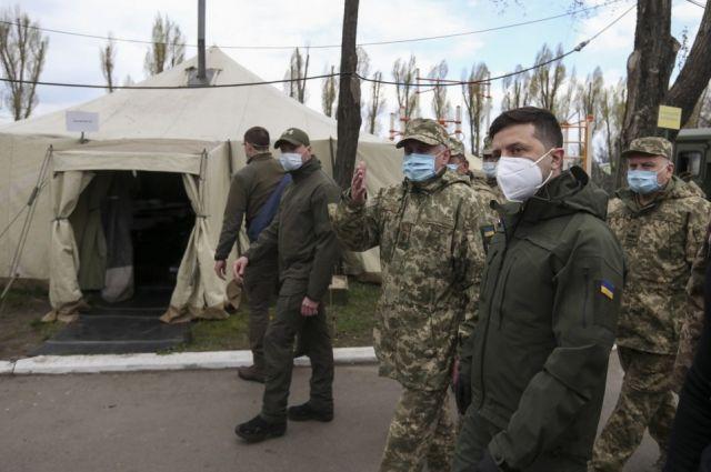 Разведение сил на Донбассе помогло уменьшить обстрелы, – Зеленский