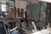 В Запорожье произошло частичное обрушение в многоквартирном доме