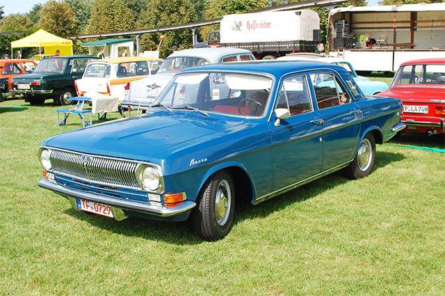ГАЗ-24 (1967—1977, первая серия).