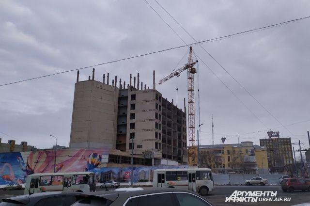 В Оренбурге рассмотрели 4 варианта обустройства площади Ленина.