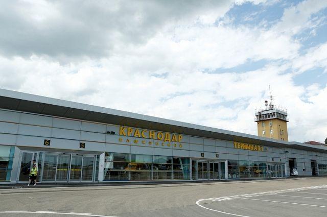 В Краснодар прилетели 307 человек из Москвы и Санкт-Петербурга