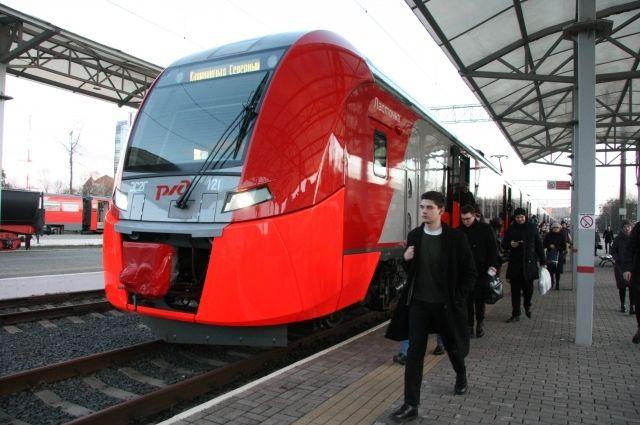 Из Зеленоградска и Светлогорска пустят дополнительные поезда