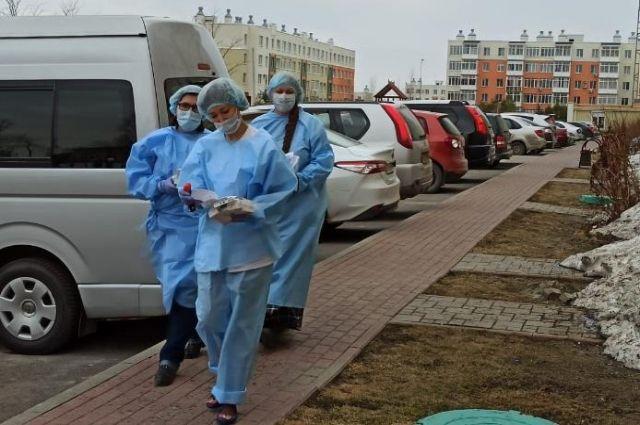 Волонтёрский корпус Кузбасса общероссийской акции #МЫВМЕСТЕ постоянно пополняется.