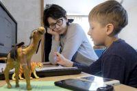 В Салехарде за неделю для школьников провели 10 тысяч дистанционных уроков