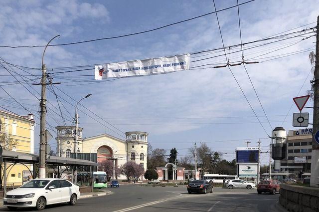 В Крыму стало больше нарядов полиции перед введением карантинных штрафов