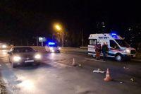В столице водитель авто МВД насмерть сбил пешехода: подробности