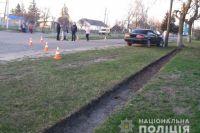 В Ровенской области пьяный водитель насмерть сбил 80-летнюю женщину