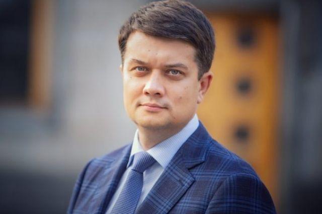 Верховная Рада не будет переходить на дистанционную работу, - Разумков