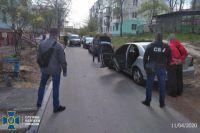 В Запорожье разоблачили бывшего сотрудника «Беркута» в продаже оружия