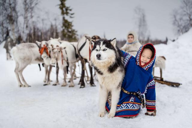 На Ямале малообеспеченные семьи и пенсионеры получат продуктовые наборы