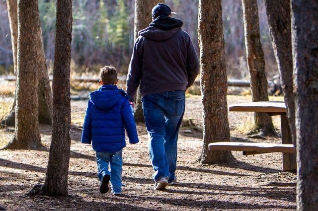Гулять с детьми можно только на собственных приусадебных участках.