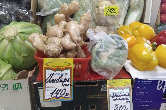 Цены на имбирь, лимон и чеснок резко подскочили в период пандемии.
