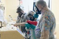 В Минздраве рассказали, сколько больных COVID-19 выдержит медсистема