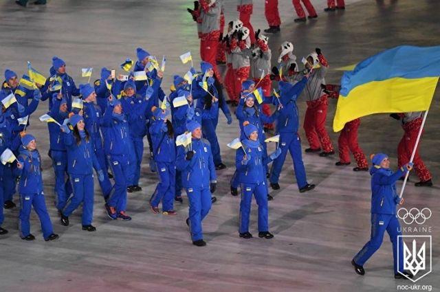 Зеленский назначил стипендии для украинских олимпийцев и их тренеров