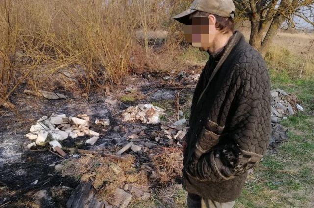В Киевской области нашли виновника еще одного пожара в зоне ЧАЭС