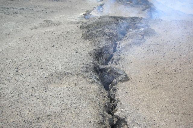 Подземное горение зафиксировано на территории Новокузнецкого района и Киселёвска.