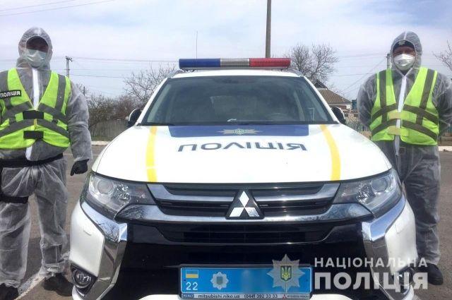 Полиция назвала топ-5 областей по количеству нарушителей карантина