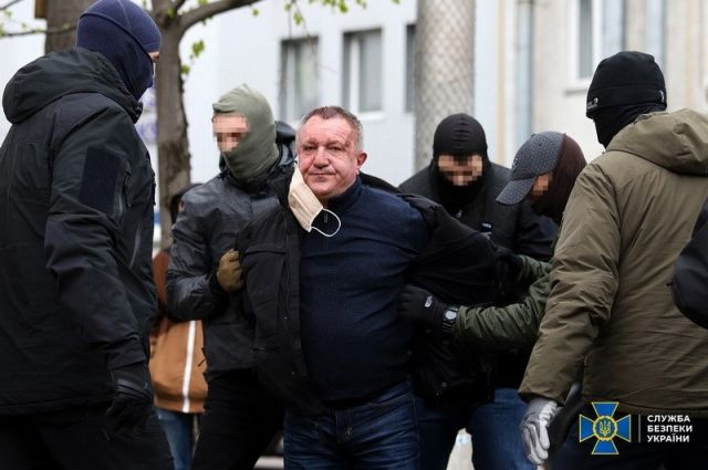 Завербованного РФ генерал-майора СБУ подозревают в госизмене и терроризме