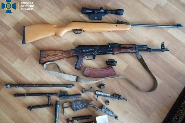 В Закарпатской области блокировали продажу оружия и боеприпасов