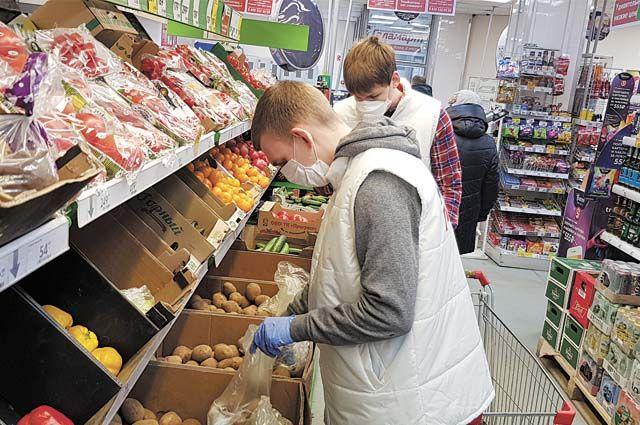 Антимонопольщики уверяют, что фактов необоснованного увеличения стоимости продуктов нет.